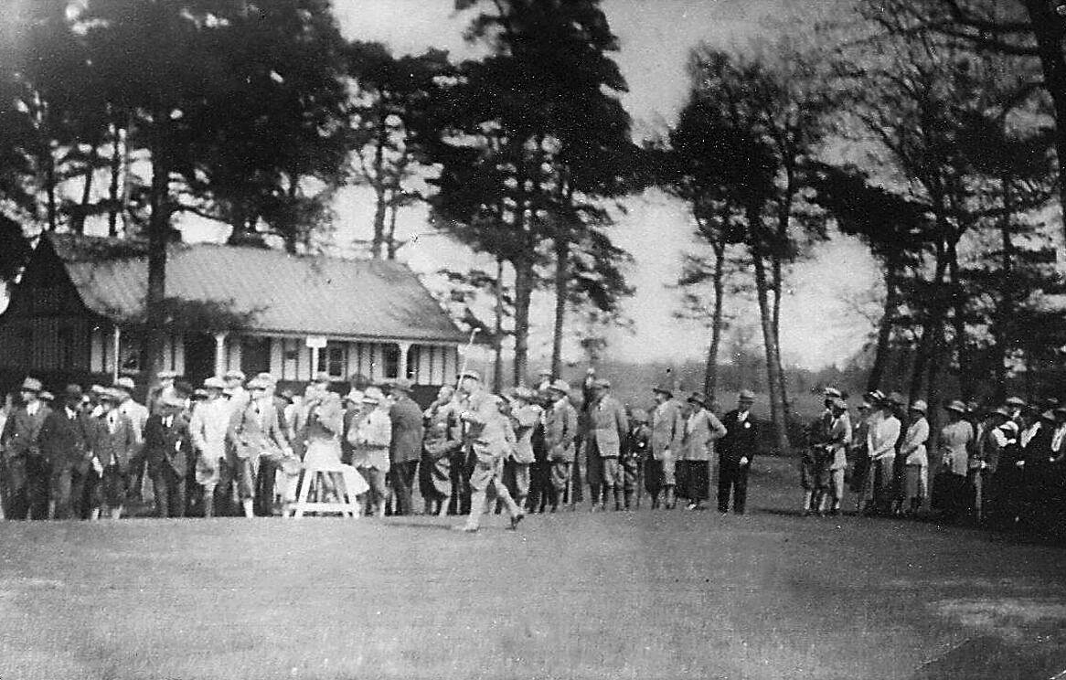 Flempton Golf Club Bury St Edmunds Golf Course Suffolk Harry Vardon