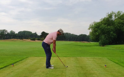 Blue Tees Open For Play at Flempton