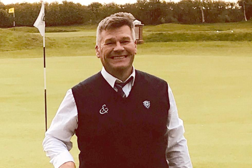 James Hurst Golfer