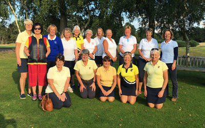 Flempton Hosts Suffolk Ladies County Match